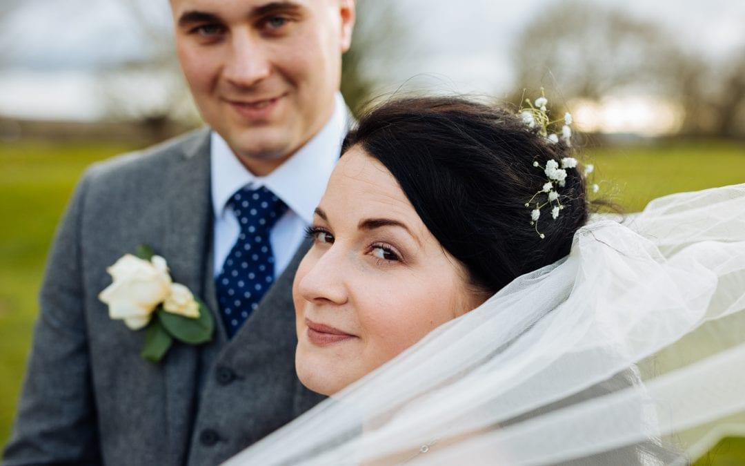 Fun wedding at Farrington Park – Zoey and James