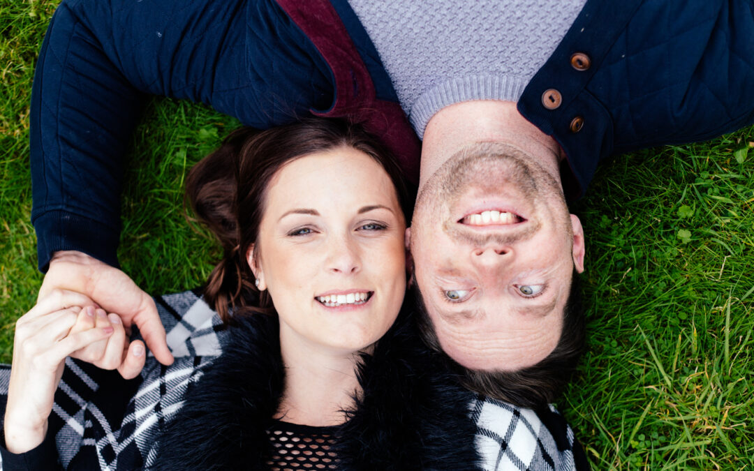 Wiltshire Engagement Shoot